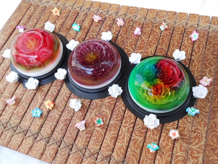 Kreasi jelly art