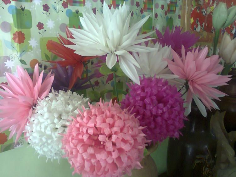 Contoh Kerajinan Bunga Dari Plastik Informasi Seputar Tanaman Hias