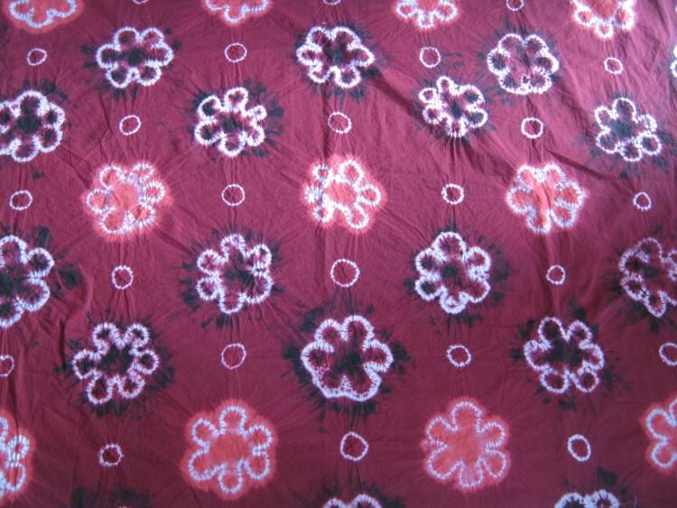 Cara Membuat Batik Jumputan (Ikat Celup) yang Sederhana  5a234fa53d